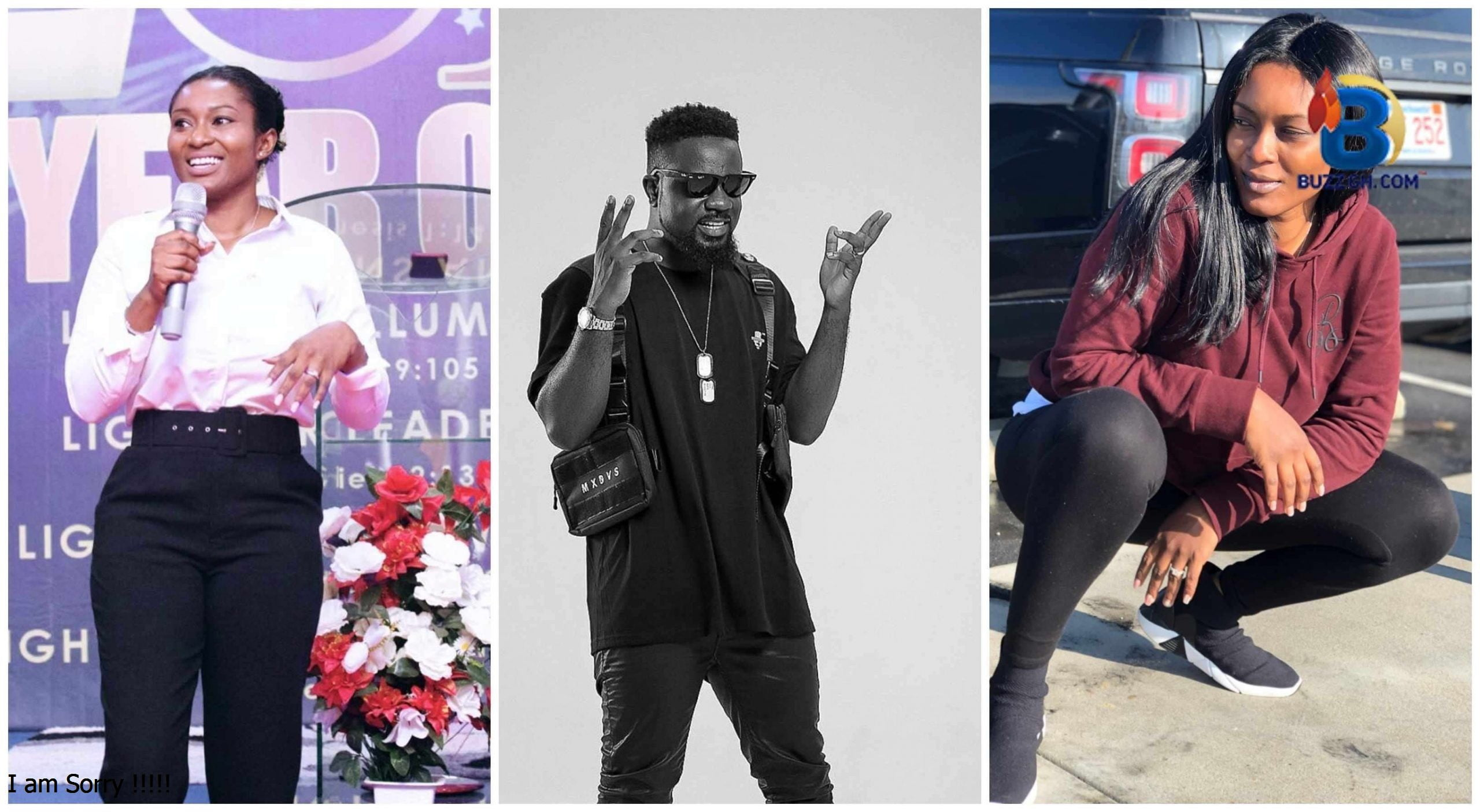 Sarkodie drops a romantic video to celebrate his wife on her birthday. (video) 1