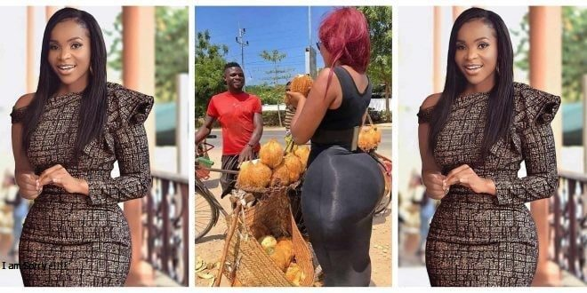 Benedicta Gafah asked for GHC 30,000 before she signed the Divorce papers- Ex husband Alleges. 1
