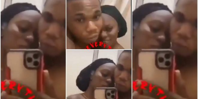 Girl deliberately shares the nak3d video she did with her boyfriend to the world Just For Attention - Video 1