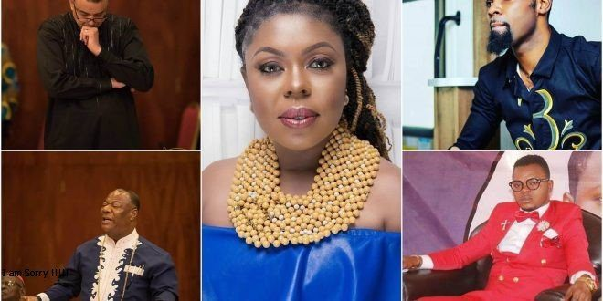 """""""The president invited men of God not jokers and magicians""""- Afia Schar Jabs Obinim and Obofour (video) 1"""