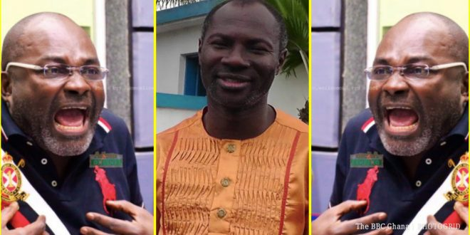 Prophet Badu Kobi Finally Apologies and Begs Me Not To Expose Him - Kennedy Agyapong (Video) 1