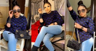 Bobrisky Steps Out To See His Bae In His Office - Photos 27