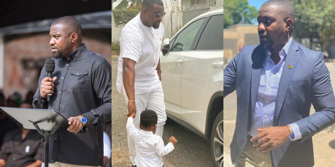 Find Out Why John Dumelo Disagrees With Lockdown of Ghana Due to Rise In Coronavirus Cases - Screenshots 1