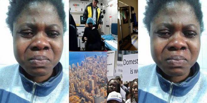Beautiful Ghanaian girl killed in Lebanon (audio) 1