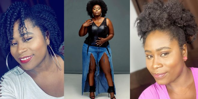 Lydia Forson threatened for criticizing the government - screenshots 1