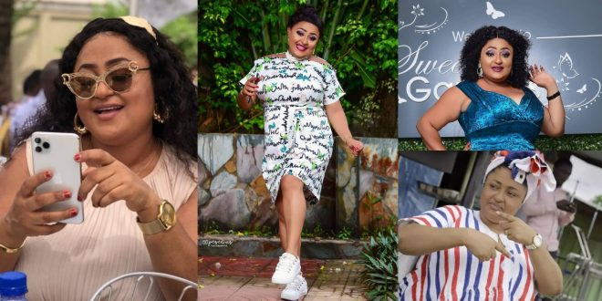 """""""The movie industry will not grow if we do politics with it""""- Matilda Asare (video) 1"""