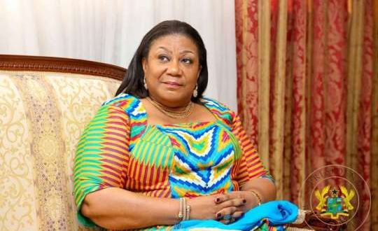 Watch As First Lady H.E. Rebecca Akufo Addo joins the #hesgotthewholeworld Challenge - Video 1