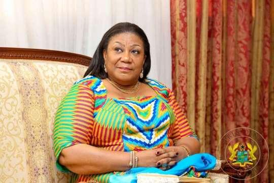 H.E Rebecca Akuffo Addo