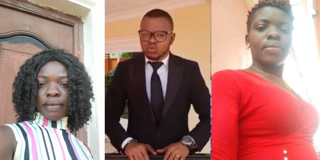 More Photos Of Lovia, The Lady In The Bedroom With Obinim Pops Up - Check Out 1