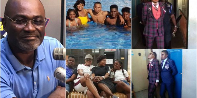 """""""Obinim is a fraudster and deserves to be in Jail for his crimes""""- Kennedy Agyapong (video) 1"""