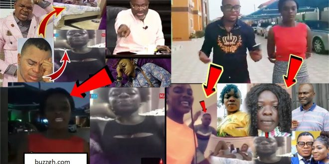 """""""They are my daughters""""- Obinim reacts to the video Kennedy Agyapong dropped. 1"""