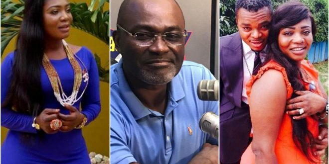 Kennedy Agyapong Attacks Florence Obinim: Set To Drop All Her Secrets - Video 1