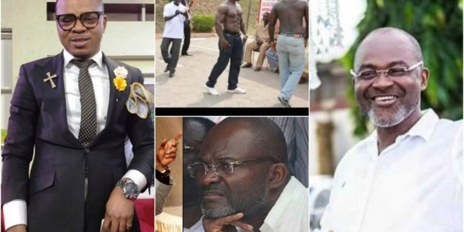 Check Out These 5 Hardcore Facts Used By Kennedy Agyapong To Prove That Angel Obinim Is A Fake Pastor 1