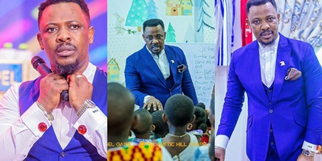 I can't sleep at night due to what i always see about Ghana - Prophet Nigel Gaisie 1