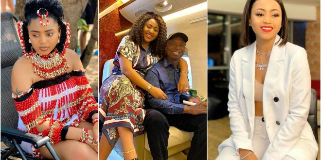 Regina Daniels Finally Reveals The Number Of Men She Slept With Before Marrying New Nwoko - Video 1