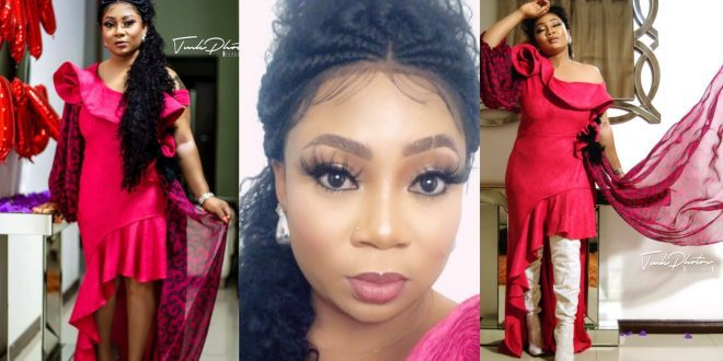 Actress Vicky Zugah Endorsed @nal s3x but despised LGBTQ (video) 1