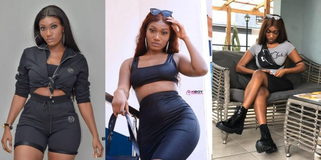 Wendy Shay Roasted For Claiming She Didn't Hear What Nana Addo Said Because She Was Counting Money - Screenshots 1