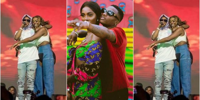 Tiwa Savage Finally Reveals Why She Really Want's To Marry Wizkid 1