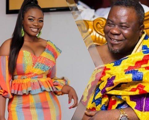 Dr. Kwaku Oteng and 4th wife