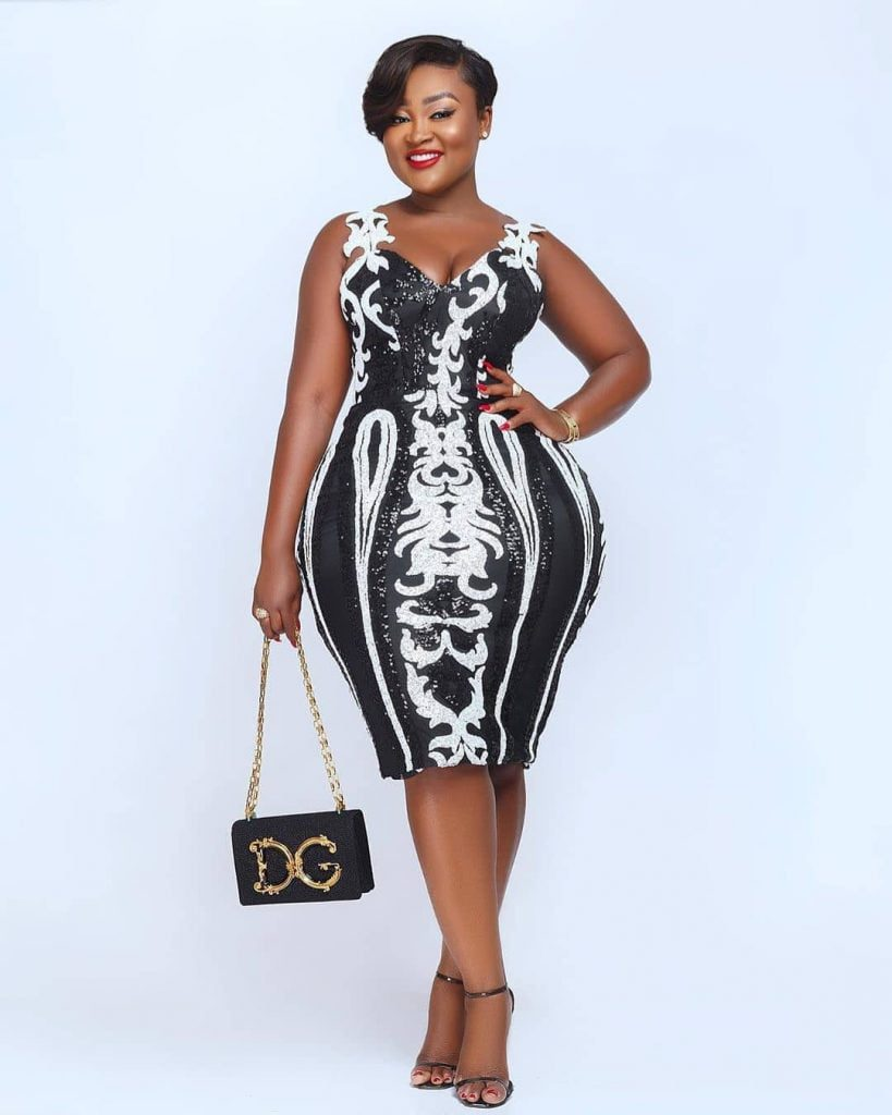 Meet Ghanaian lawyer Akua B, the most curvaceous lawyer in Ghana (photos) 8