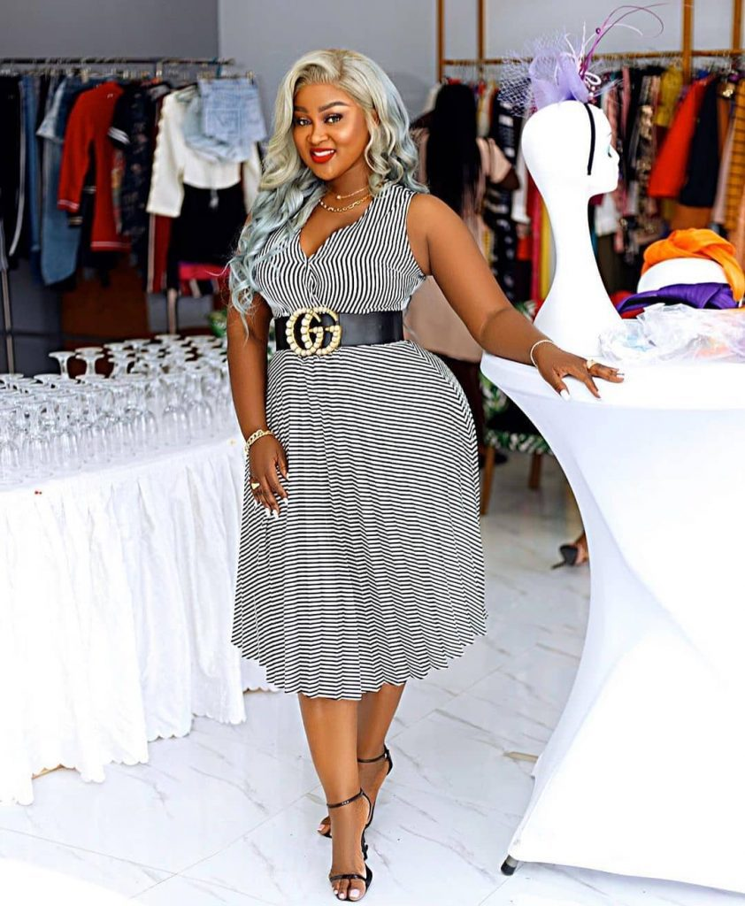 Meet Ghanaian lawyer Akua B, the most curvaceous lawyer in Ghana (photos) 9