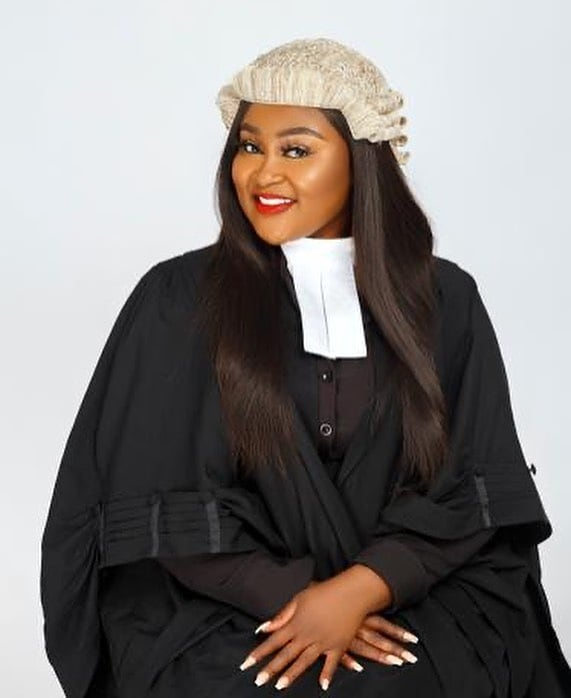 Meet Ghanaian lawyer Akua B, the most curvaceous lawyer in Ghana (photos) 10