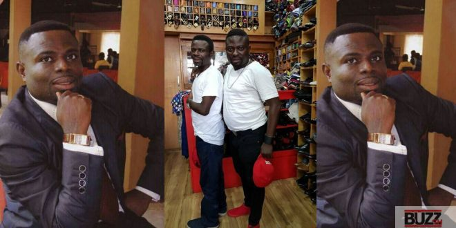"""""""Gospel Musician Prophet Seth Frimpong slipped from and storey building and died""""- Brother Sammy Narrates reveals (video) 1"""