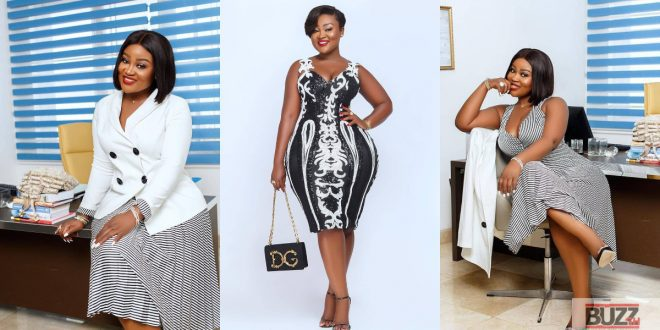 Meet Ghanaian lawyer Akua B, the most curvaceous lawyer in Ghana (photos) 1