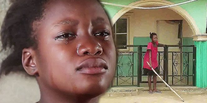'My Friends Wants To Sleep With Me Before Helping Me' - 24-year-old Blind Orphan Cries Out 1