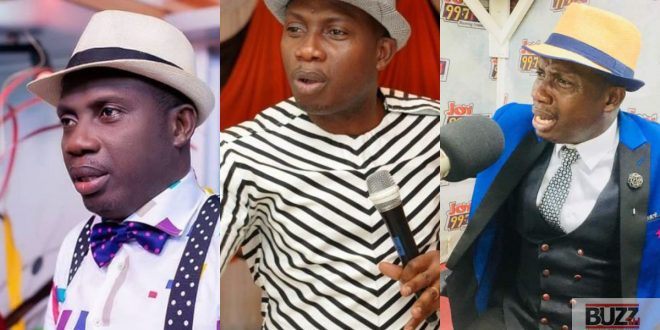 """""""Only a foolish girl will accept the marriage proposal of a guy living in a single room""""- Counselor Lutterodt (video) 1"""