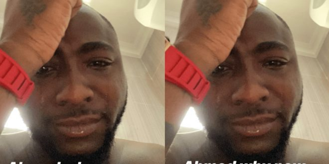 Davido Emotionally Celebrates His Late Mother On Mother's Day - Photo 1
