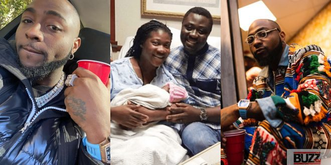 Find Out Why Davido Labeled Mercy Johnson And Her Husband 'Wicked & Evil' People 1