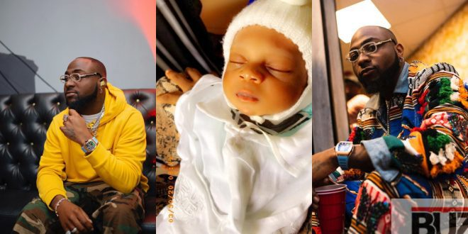 """""""Show Me Proof And I will Make You Rich"""" - Davido Tells His Die-hard Fan Who Named His Son After Him 1"""