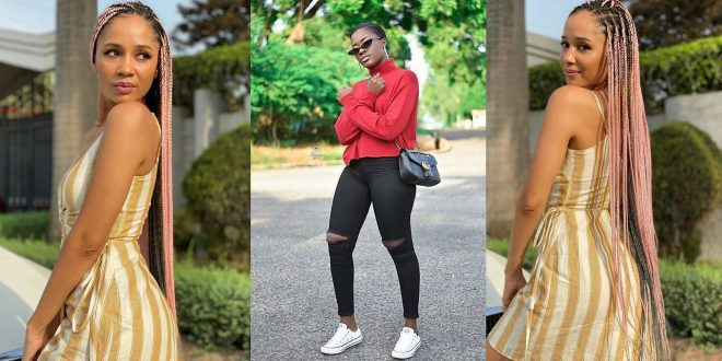 Sister Derby Finally React To Fella Makafui's 'Over' Song - Screenshot 1