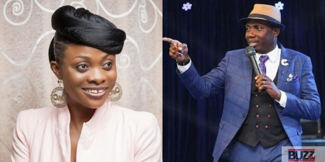 """""""How can 'uncooked food' like Diana Asamoah insult me""""- Counselor Lutterodt descends on Diana Asamoah. 1"""
