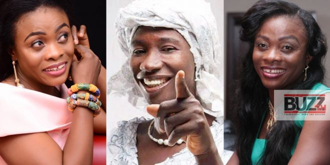 """""""Cecilia Marfo spitting in people's mouth in the name of miracle is bad and she must stop""""- Diana Asamoah. 1"""