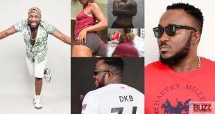 DKB exposes female celeb who warms a rich foreigner's bed and gossips about other celebs 68