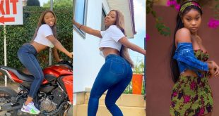 'No guy wants to be my Ex'- Efia Odo Brags 17