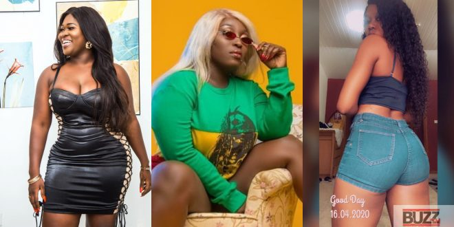 I've Got Two Girls Who Are Supposed To Join 'Di Asa' – Freda Rhymz Teases Sista Afia & Eno Barony 1