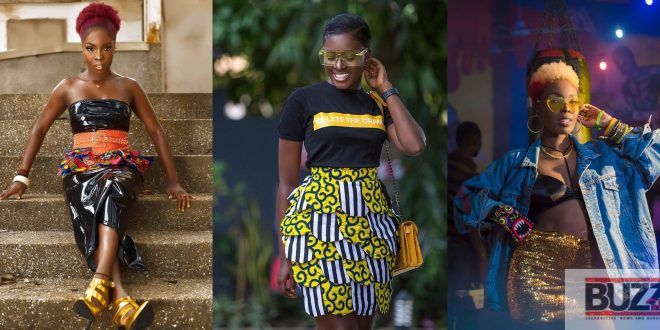 Fella Makafui In Hot Pepper: Accused Of Stealing Feli Nuna's Song For Her 'Over' Song - Videos 1