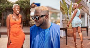 """My husband is a blessing to me and everyone around him"" - Fella Makafui teases Sister Derby 12"