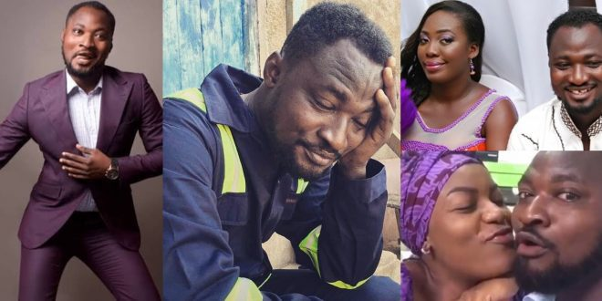 Funny Face Finally Reveals Why He Does Not Show His New Wife On The Media - Screenshot 1