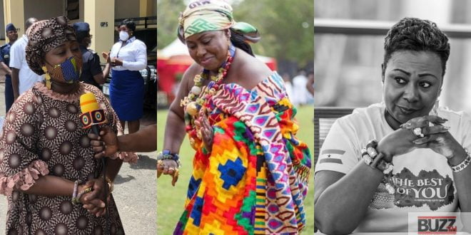 """""""It is now the responsibility of Ghanaians to protect themselves from coronavirus, not the Government""""- Gifty Anti. 1"""