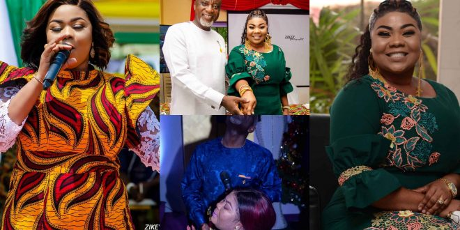 """""""My Ex- Husband wanted to kill himself""""- Gifty Osei opens up on what lead to her divorce. (video) 1"""