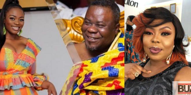 """Dr. Kwaku Oteng Divorce His 4th Wife, Akua Amoakowaa of GMB"" - Afia Schwarzenegger Alleges (Video) 1"