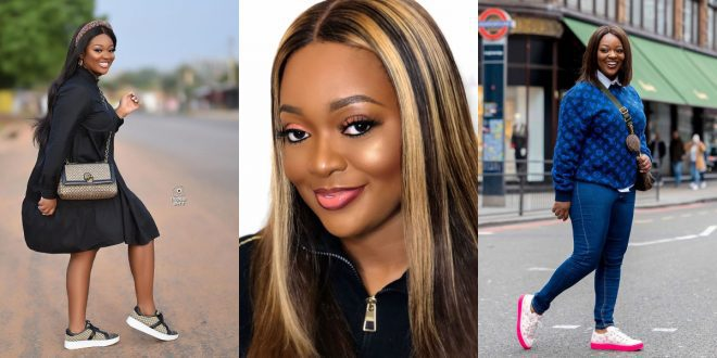 'Jackie Appiah Have Been Sleeping With Arab Men For Money' - Snapchat Blogger Reveals (Screenshot) 1