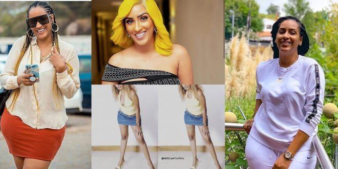 """""""Juliet Ibrahim Fixed Her K- Leg But Forgot To Fix Her Sense"""" - Nigerians Blast Juliet Ibrahim For This Reason (Screenshots) 1"""