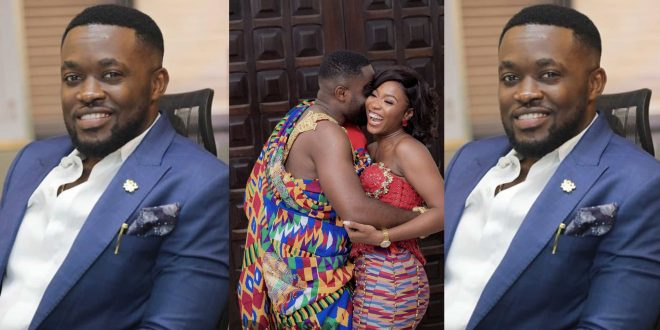 Check Out The Sweet Birthday Message Kennedy Osei Sent To Tracy As She Celebrates Her Birthday - Photos (#Kency2020) 1