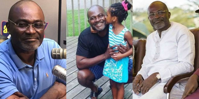 Kennedy Agyapong pleaded for Obinim's release. 1