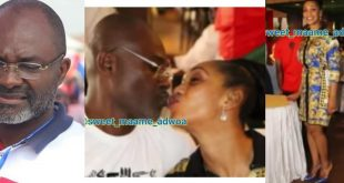 Video and Photos Of Kennedy Agyapong's Beautiful Second Wife Christina Surfaces - Check Out 2
